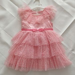 Tier Tutu Dress with bloomers